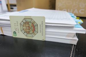 入金資料だけでこの厚さです。ここから一件一件立証資料を構築していきます。